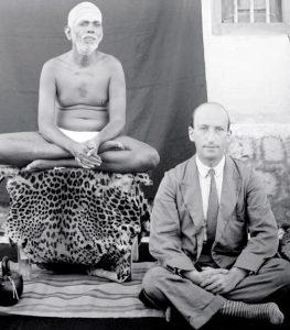 Paul Brunton e Ramana