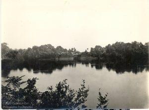 Shri Sankaras birthplace-River and-temple